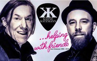 Benefiz Konzert mit Kahne Katzmann